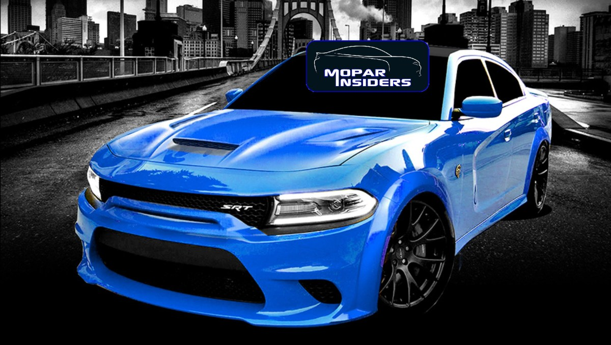 Yes, Dodge Will Introduce A Charger SRT HELLCAT Redeye In 2020!